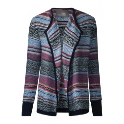 Cardigan de style ouvert by Cecil