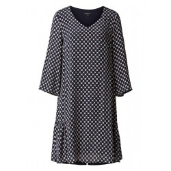 Robe en cupro et viscose by Marc O'Polo