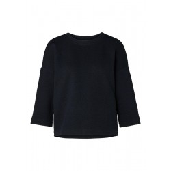 Sweat-shirt en jacquard by Marc O'Polo