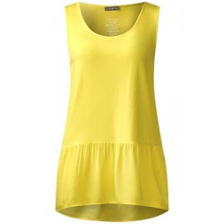 mat mix volant top by Street One