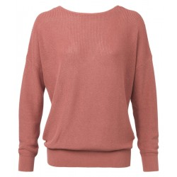 Pullover avec cut-out au dos by Yaya
