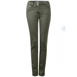 Slim Fit Hose Victoria by Cecil