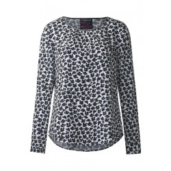 Leichte Muster-Mix Bluse by Street One