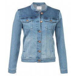 Denim Jacke by Yaya