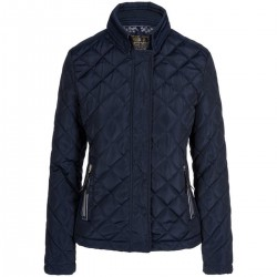 Marineblaue Steppjacke by HV Society
