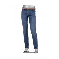 Regular Slim Fit Pipe by Alberto Jeans