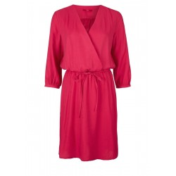 Robe cache-cœur féminine by s.Oliver Red Label