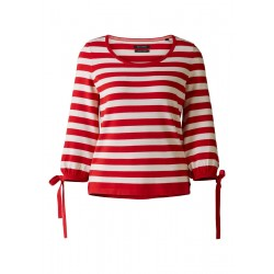 Pullover, long-sleeve, round-neck, by Marc O'Polo