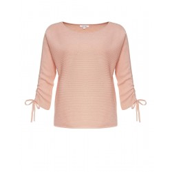 Baumwoll Pullover Pesego by Opus