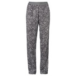 Lounge-Pants mit Animal-Print by Yaya