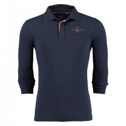 Langarm-Polo Man by New Zealand Auckland