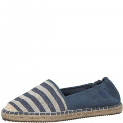 Espadrilles en optique marine by s.Oliver Red Label