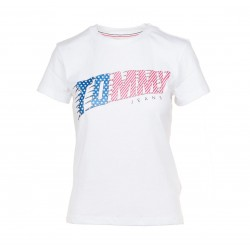 T-shirt mit Tommy-Print by Tommy Jeans