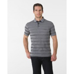 Gestreifter Polo by Mise au Green
