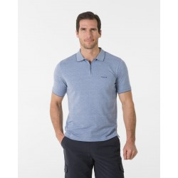 Gemusterter Polo by Mise au Green