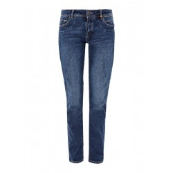 Shape Slim: Jeans mit Knopfleiste by s.Oliver Red Label