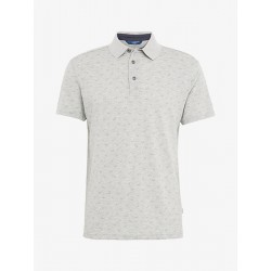Poloshirt mit Paisley-Muster by Tom Tailor