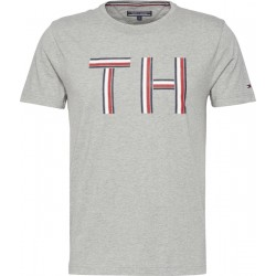 Regular Fit T-Shirt mit Initialen-Logo by Tommy Hilfiger