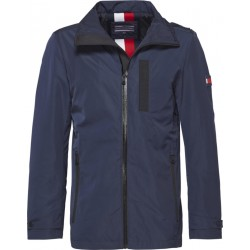 Regular Fit Jacke mit Kapuze by Tommy Hilfiger