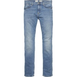Slim Fit Jeans mit Fade-Effekt by Tommy Hilfiger