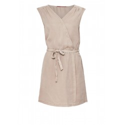 Robe courte en lyocell by s.Oliver Red Label