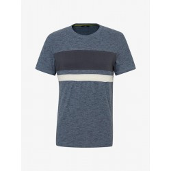 Gestreiftes T-Shirt in Melange-Optik by Tom Tailor