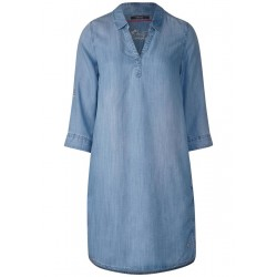 Robe style denim Philippa by Cecil