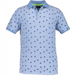 Poloshirt mit Print by State of Art