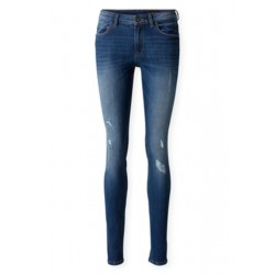 Denim Trousers, medium rise, long a by Marc O'Polo