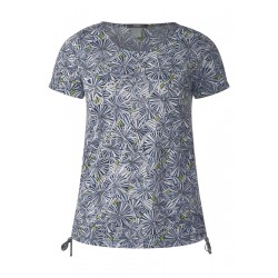 Feminines Grafikprint Shirt by Cecil