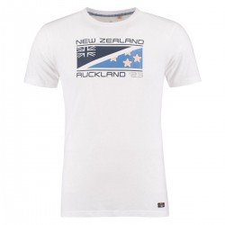 T-Shirt by New Zealand Auckland