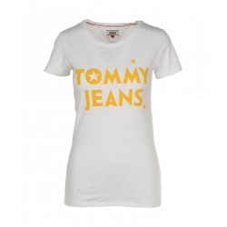T-Shirt mit Logo by Tommy Jeans