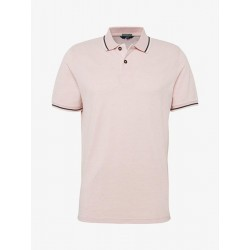 Poloshirt mit Streifenstruktur by Tom Tailor