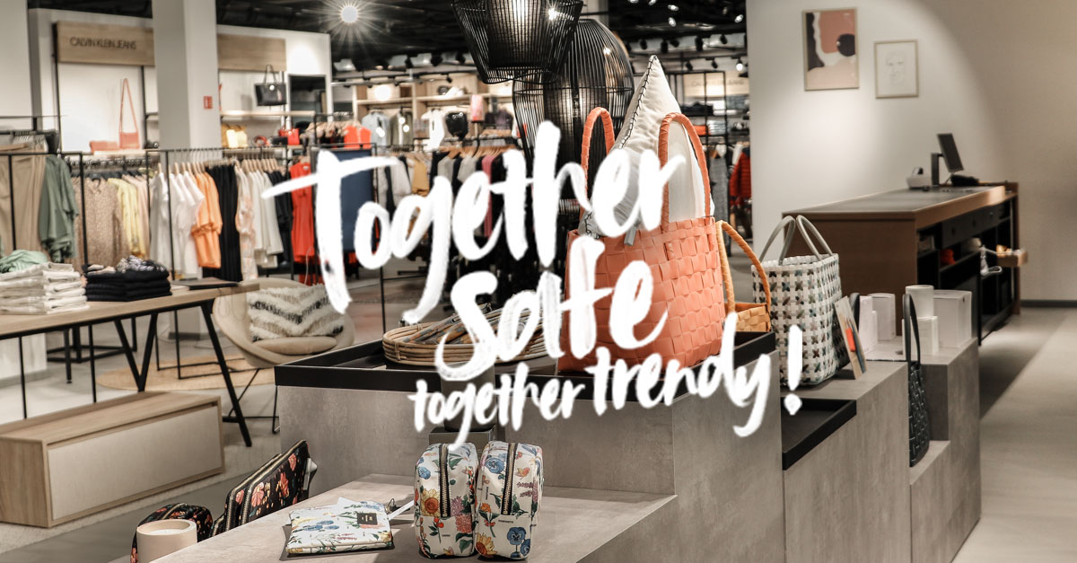 Togehter Safe, Togehter Trendy