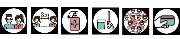Hygiene measures