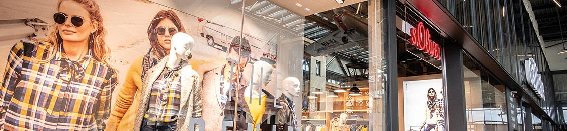 s.Oliver Store Wemperhardt (Shopping Center Massen)