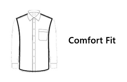 Eterna Comfort Fit