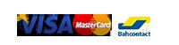 Bezahlen mit Visa, Mastercard oder Bancomat