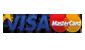 Bezahlen mit Visa und MasterCard