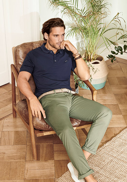 Trousers by Calliste