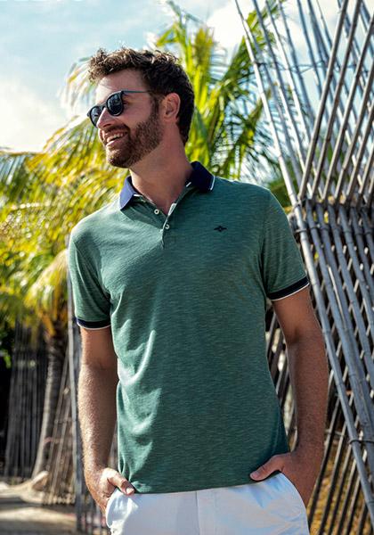 Polo shirts by Calliste