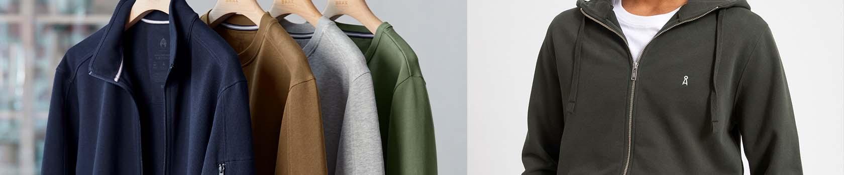 Sweatshirts & Sweat jackets