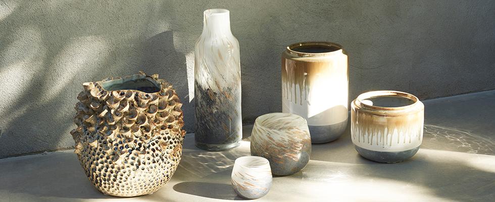 Articles de décoration - Vases, lampes et cie