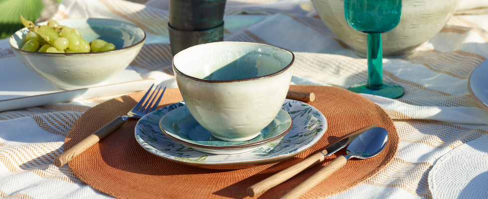 Tableware - Be a great host
