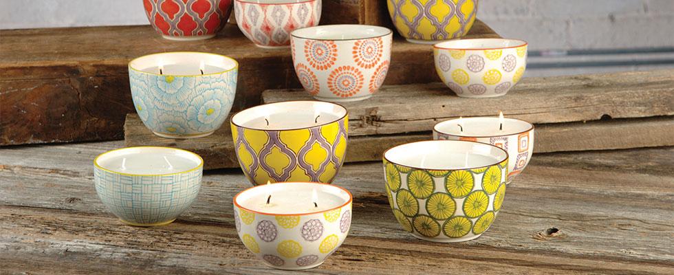 Kerzen & Co - gemütliches Licht